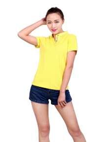 多色厂家直销夏季T恤衫北京T恤衫