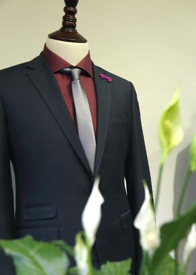 北京高档西服西服 夏装西服 衬衫订制西服